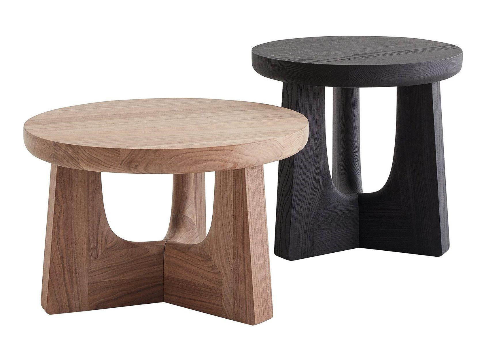 Round Wooden Coffee Table Nara By Poliform Banquinhos De Madeira Moveis Madeira Macica Moveis De Madeira Reciclada [ 1260 x 1680 Pixel ]