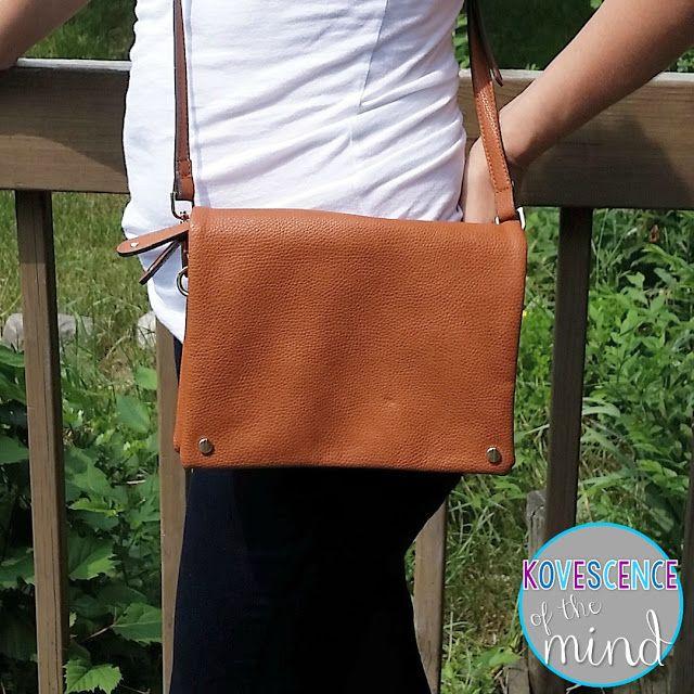 Stitch Fix July 2015 Leather Crossbody Bag Stitch Fix Street Level Handbags