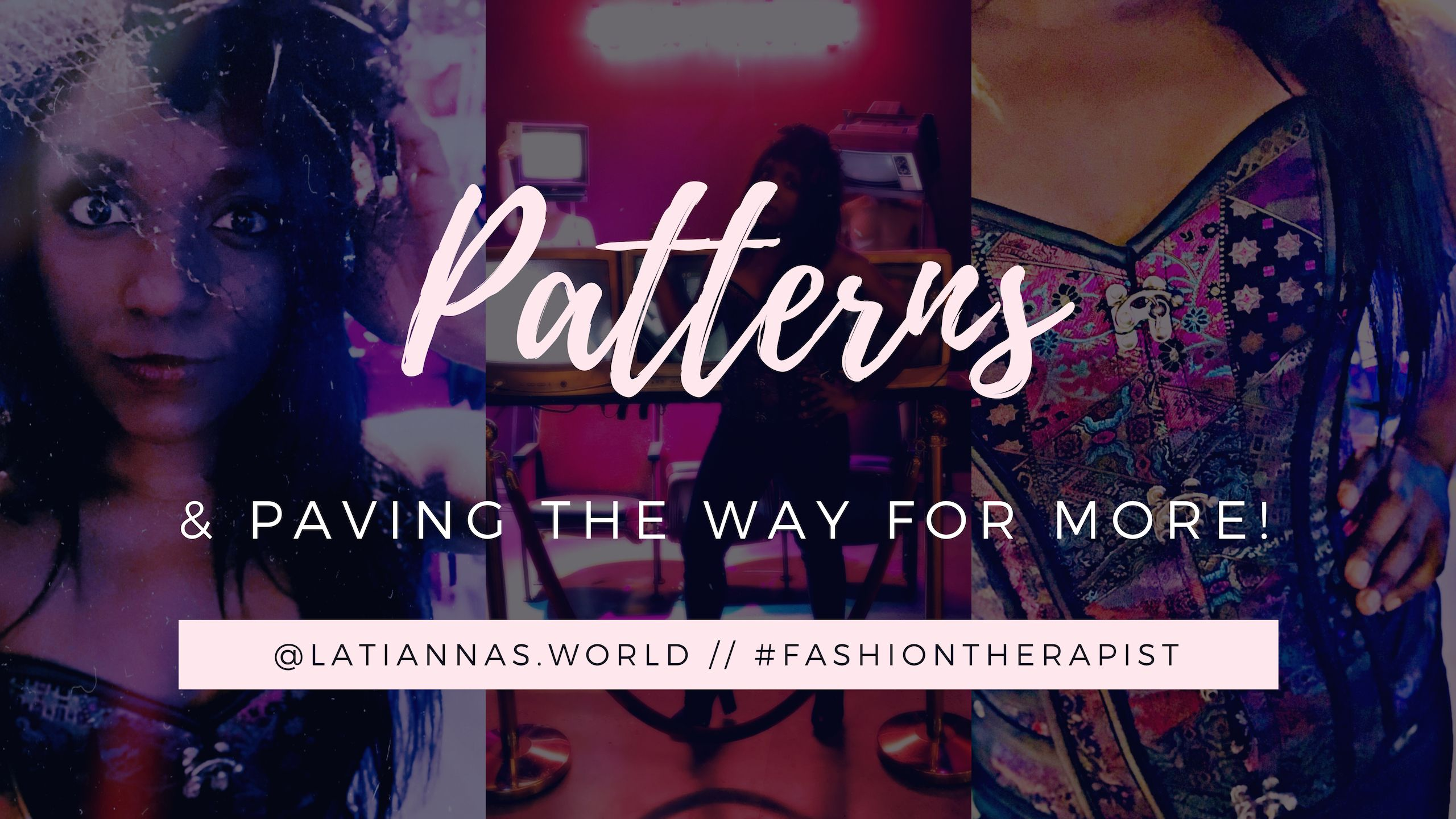 Patterns And Paving The Way For More