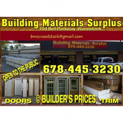 Visit The Website For Building Material Surplus At Woodstock In 2020 Building Materials Building Cement Siding