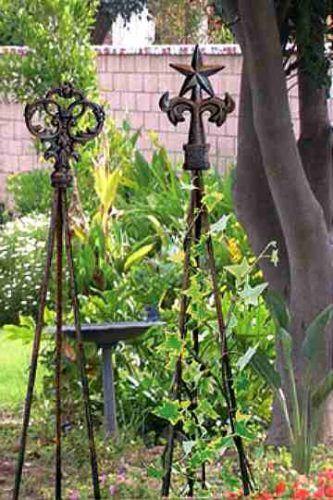 Victorian Garden Support Plant Trellis