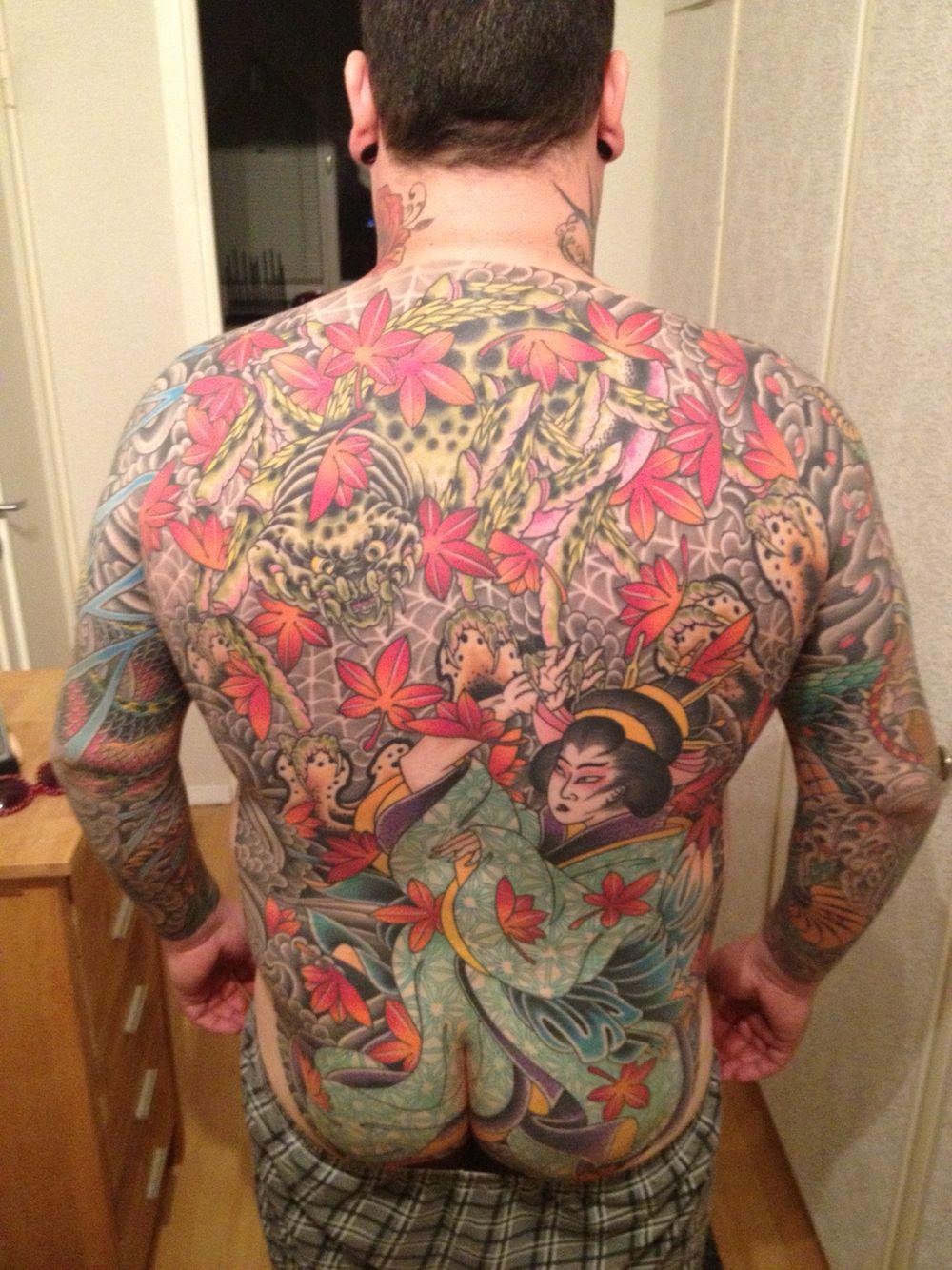 Tattoo tattoo oriental ink pinterest amazing tattoos and tattoo