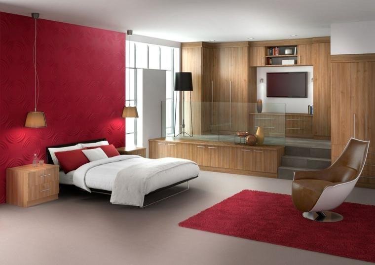 Feng Shui Schlafzimmer, eine orientalische Art zu dekorieren Pinterest - feng shui bilder schlafzimmer