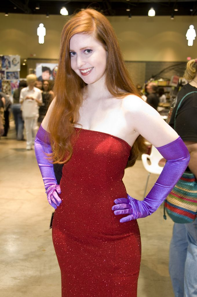 Jessica Rabbit Cosplay by Gabby Lou by GabbyLouCosplay on