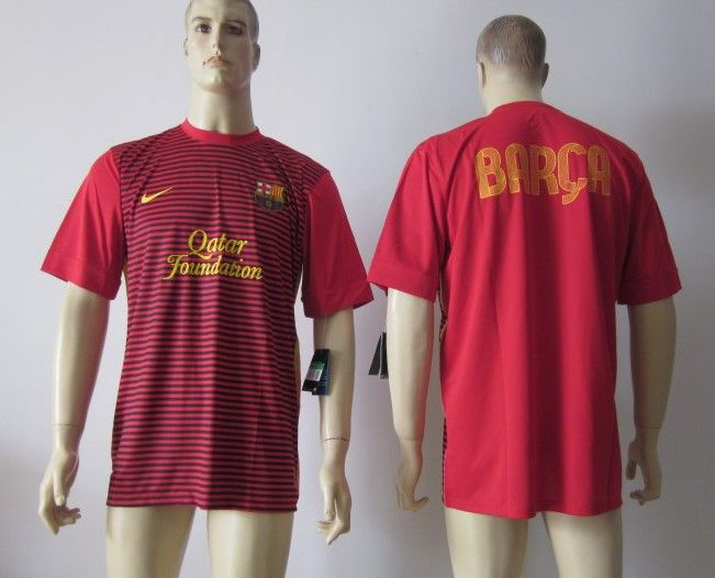 Barcelona Partido de manga corta Pre 2012/2013 [174] - €16.87 : Camisetas de futbol baratas online!   http://www.8minzk.com/f/Camisetasdefutbol/