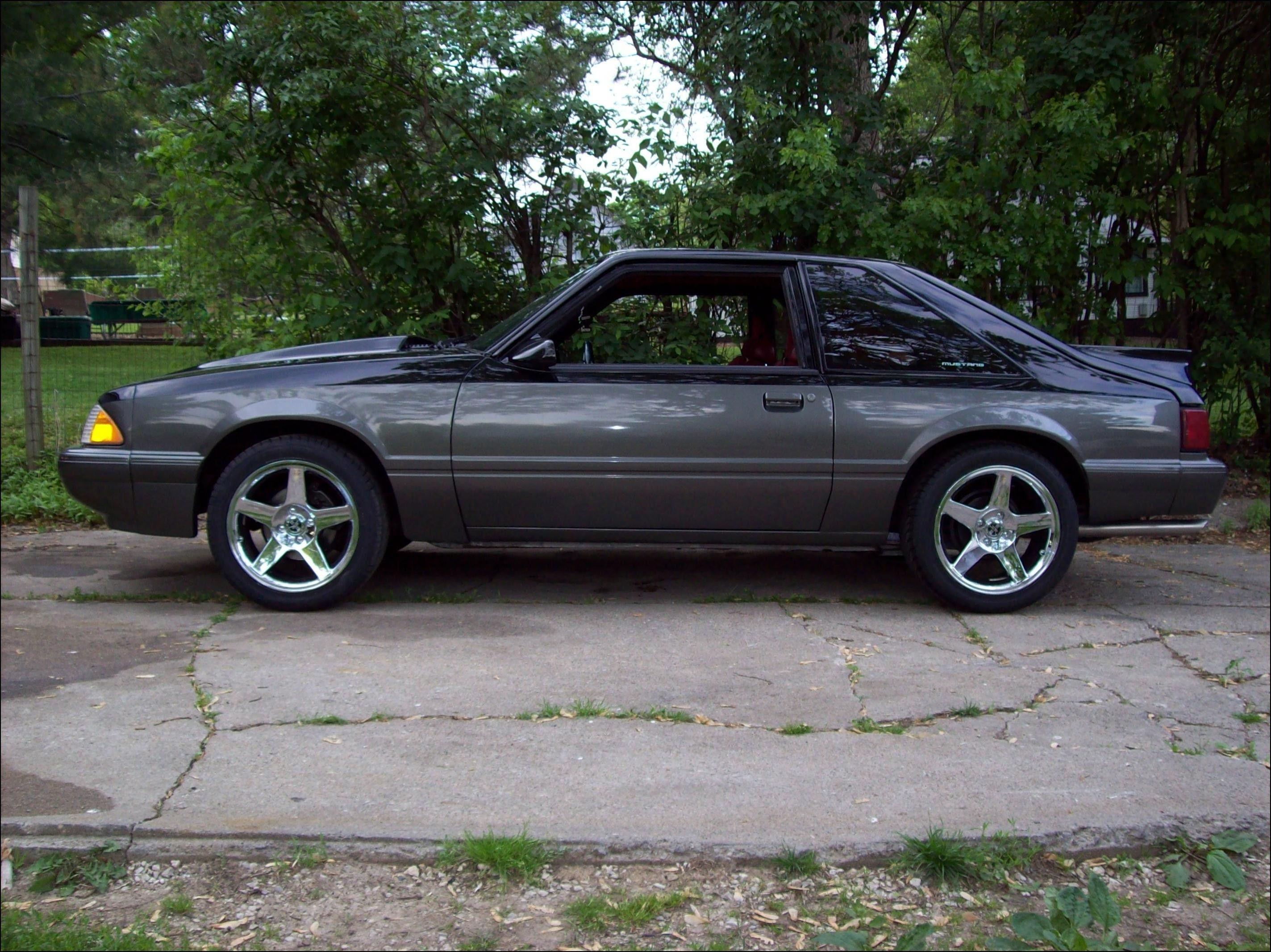 1990 mustang gt wheels