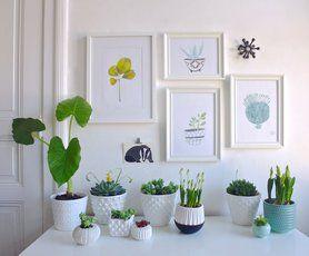 Bilderwand Schne Idee Fr Das Wohnzimmer Interior Bilderrahmen Deco