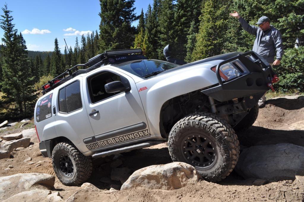 11' Pro 4X Xterra w/ Titan Swap Nissan xterra, Monster
