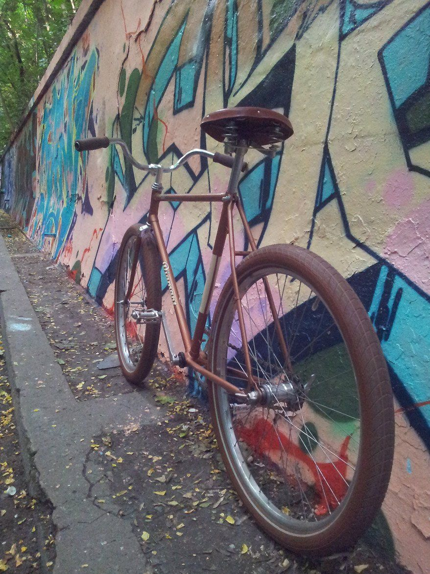 Retro Singlespeed With Images Bicycle Bike