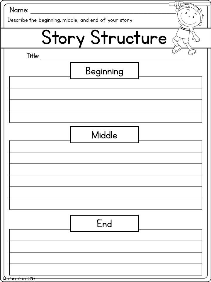 Story Structure RL2.5 | Story structure, 2nd grade reading ...