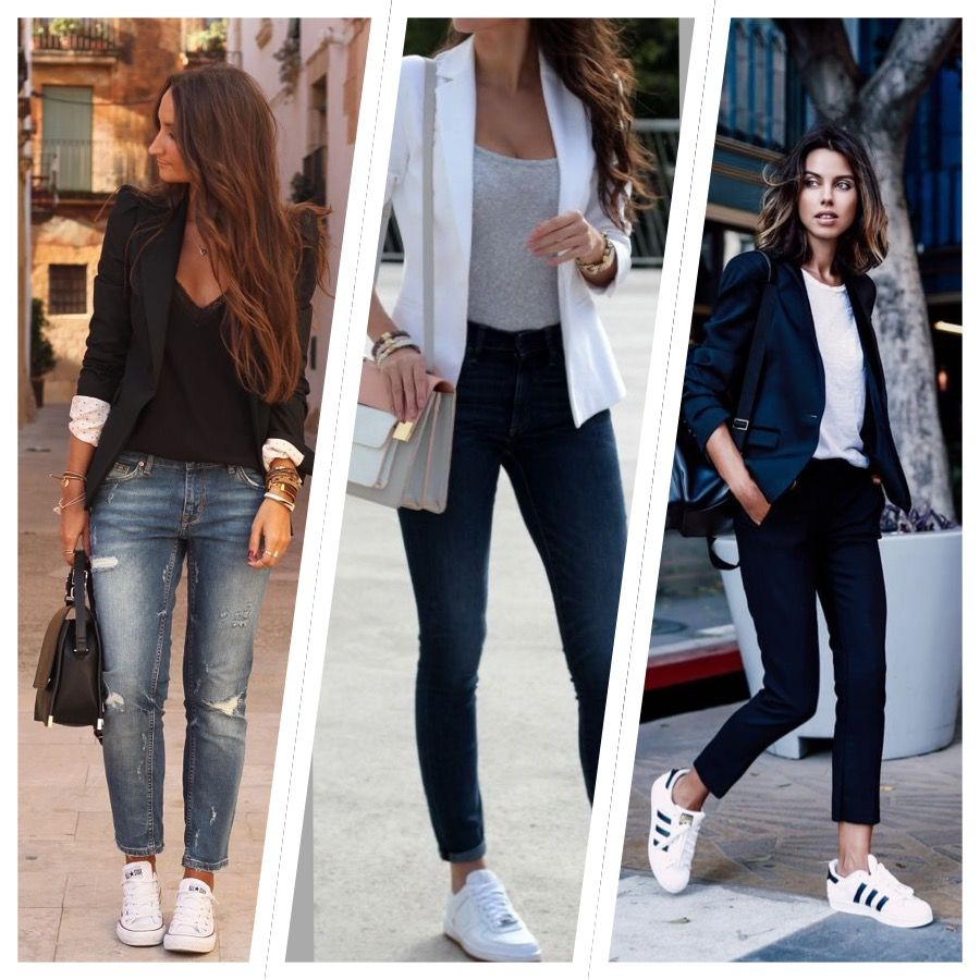 white trainers outfits, looks con deportivas blancas | Look