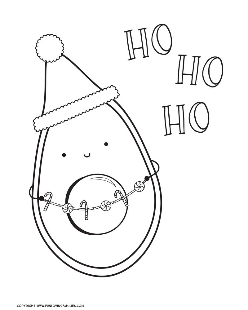 Christmas Coloring Pages Free Printables Fun Loving Families Christmas Coloring Books Christmas Colors Christmas Coloring Pages