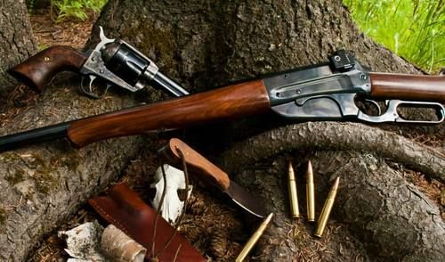 ❦ georgebeast: Browning 1895 Rifle in  35 Whelen | Boy toys