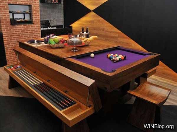 Admirable Dinning Room Pool Table Benches Store Cues And Balls So Pdpeps Interior Chair Design Pdpepsorg