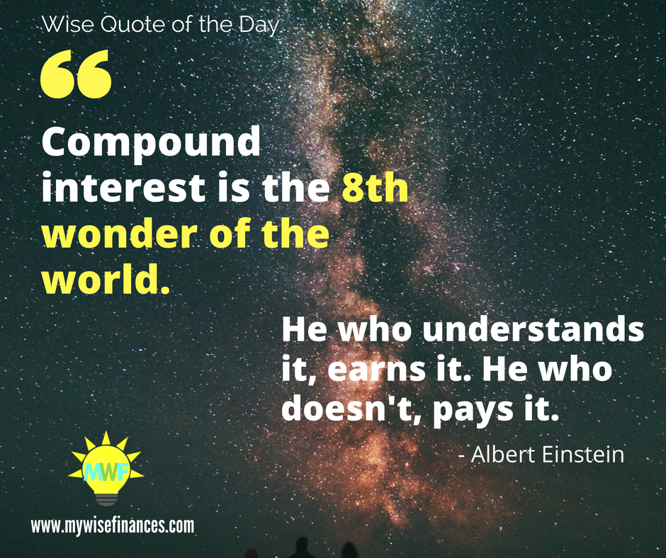 Take Advantage Of Compound Interest Through Investments In Mutual