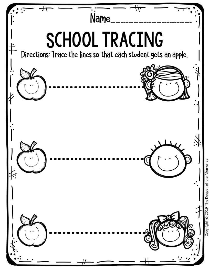 Free Printable Worksheets For Preschool Kindergarten Free Printable Worksheets For Preschool School Worksheets Free Preschool Worksheets Free printable toddler worksheets