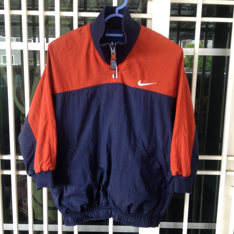 Vintage Nike Reversible Kids Jacket Half Zipper Pullover Xs Size By Bintangclothingstore On Etsy Https Www Etsy Com Listin Jackets Kids Jacket Vintage Nike [ 1500 x 1500 Pixel ]