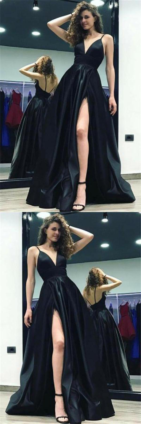 Outlet Easy Prom Dresses Günstige, rückenfreie Ballkleider ...