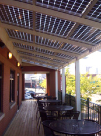 Solar Patio Covering 351 Millwood In 2019 Pergola