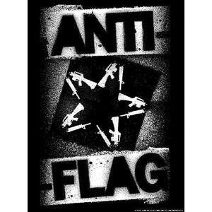 Anti Flag Poster Flag Anti Flag Punk Poster Flag