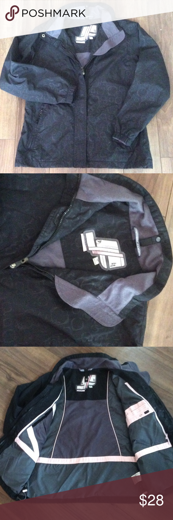 Powder Room Snowboard Jacket Size S With Images Snowboard