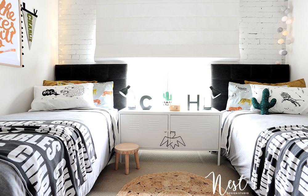 Creative Shared Bedroom Ideas For A Modern Kids Room Fres Home Kids Shared Bedroom Bunk Bed Designs Shared Bedroom