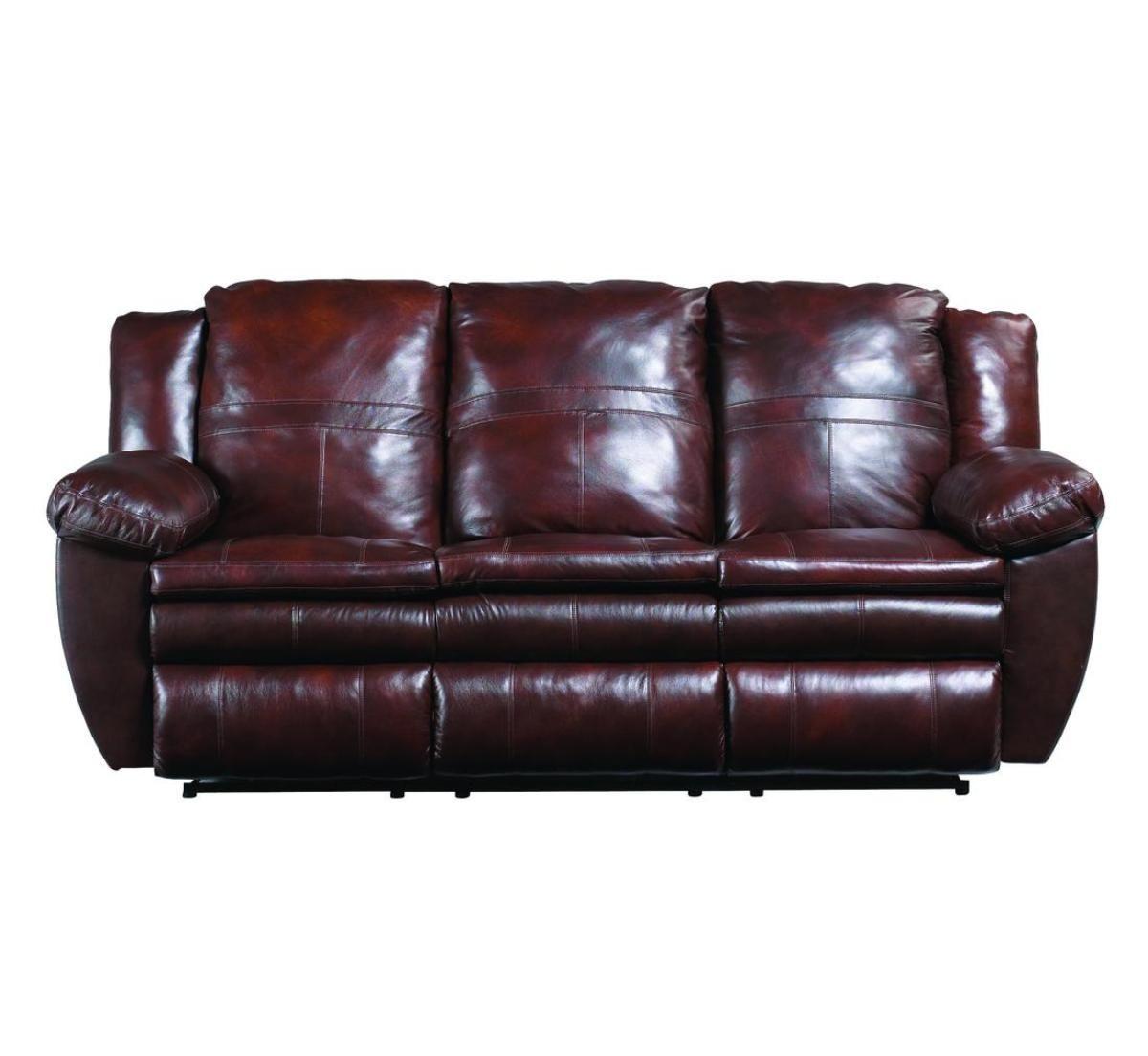 Durango Reclining Sofa Badcock More I Want A New Couch  ~ Leggett And Platt Leather Recliner Sofa