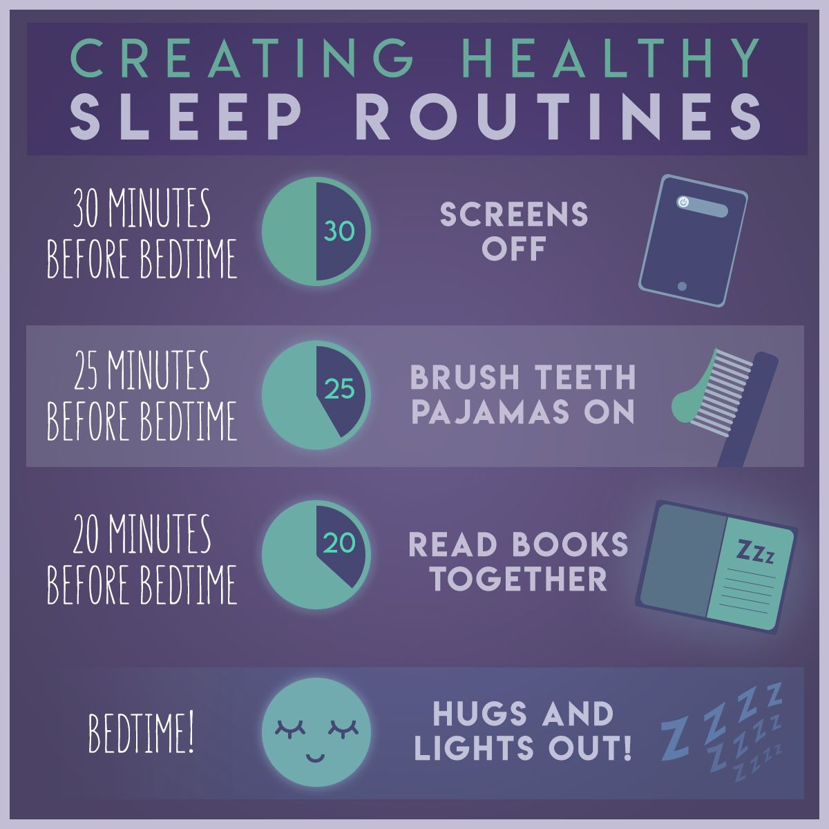 Help Your Child Fight Against Stress with Good Sleep