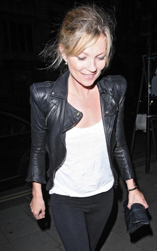 quality design new specials cheaper ID Kate moss leather jacket? in 2019 | Kate moss style, Kate ...