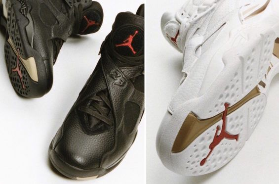 You Can Now Enter OVO s Raffle For The Air Jordan 8 OVO Pack In addition to 6afd70328