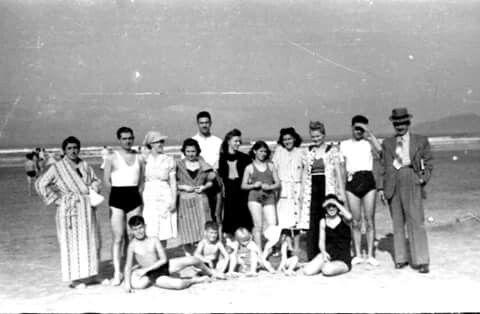 FÉRIAS DE VERÃO # Em janeiro de 1941 (há 72 anos) a família do tabelião Leôncio Arouche de Toledo foi a Santos para as férias de verão. Na edição de amanhã (domingo) do http://www.odiariodemogi.com.br/
