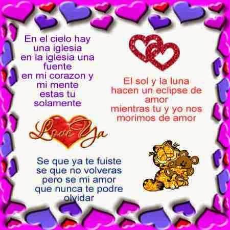 Poemas Cortos Amor 170 Poesias Super Romanticas Versos De