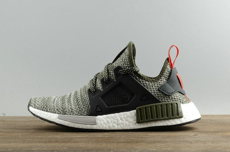 Official Adidas NMD XR 1 Night Cargo Core Green Black Noir