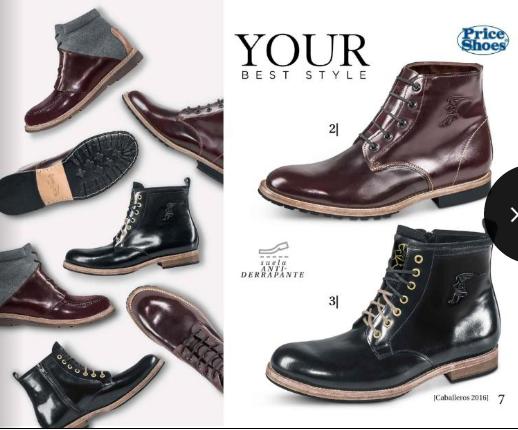 d365a72805 Catálogos Price 2019 Todos Digital Edición Completa Los Shoes Ver Eq4TBB
