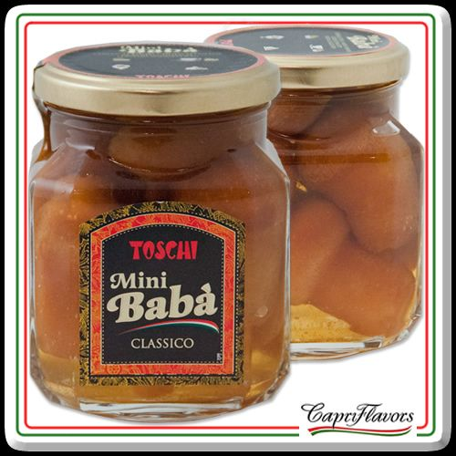 Toschi Baba' Classico al Rum 14.11 Oz [Best by 04/09/19] - $11.99 ...