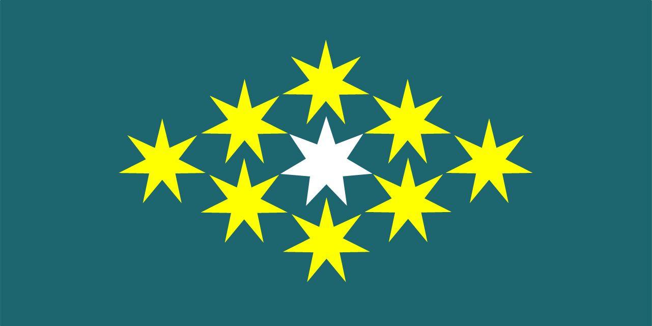 New Australian Flag Design #UluruSky 18-#FelixAustralis 8 ...