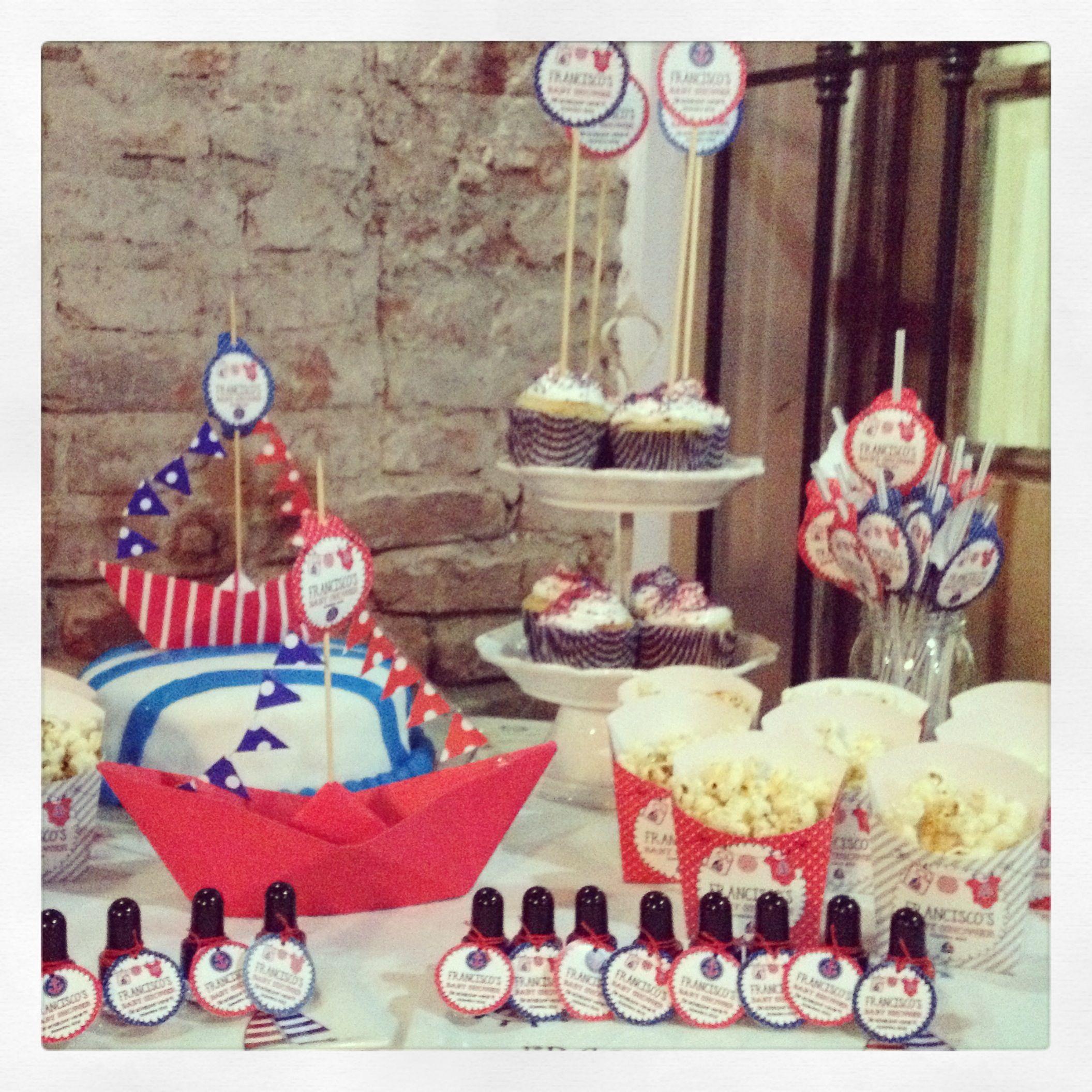 Baby shower mesa de dulces!
