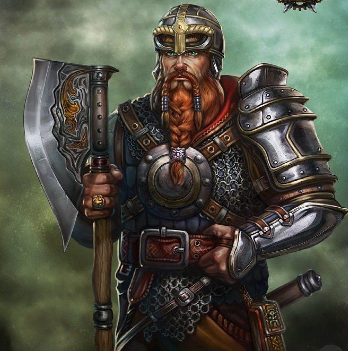 Dwarves | Fantasy dwarf, Dwarf, Warrior