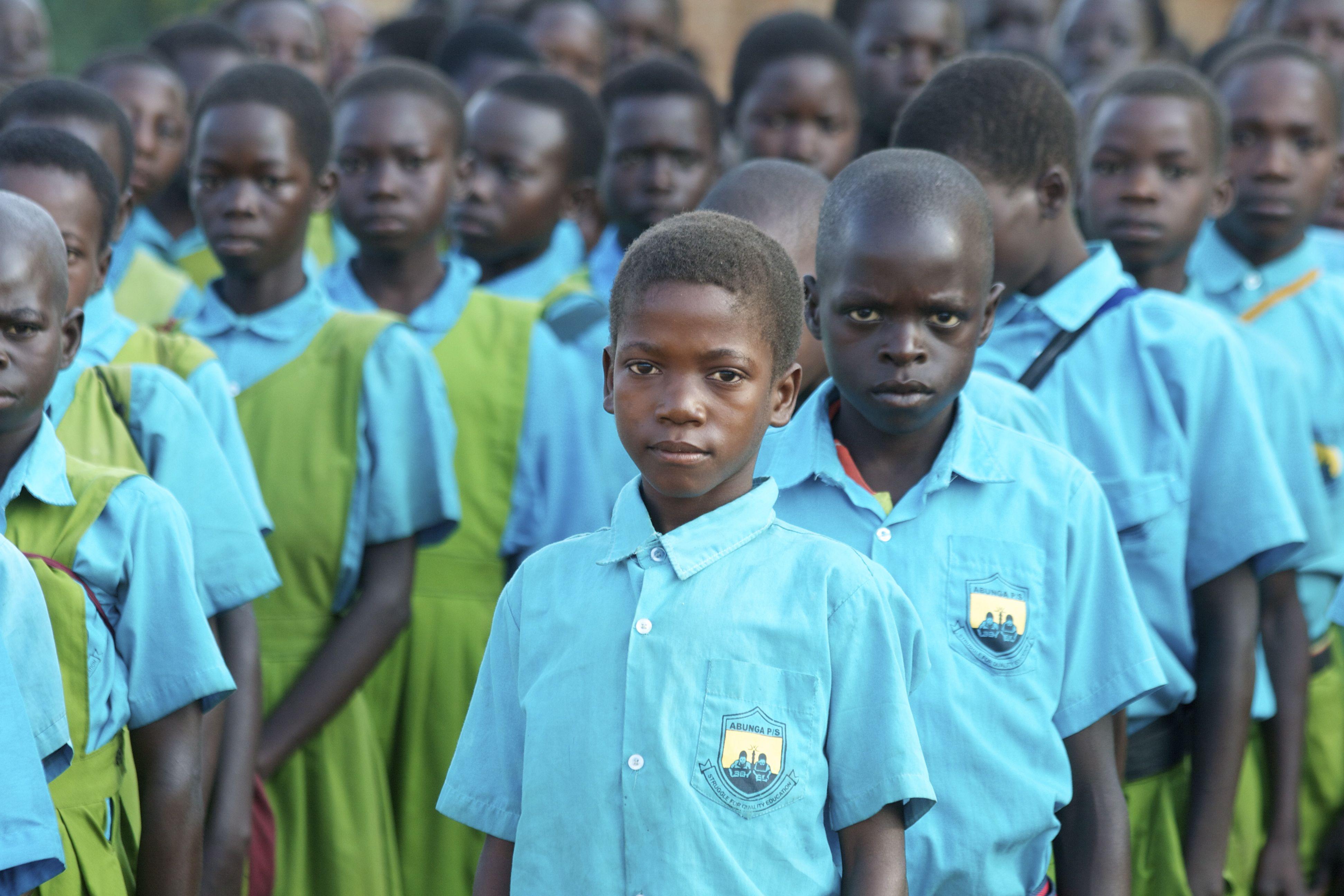Onze opnamen in Oeganda (2013) Foto: Dennis Brussaard - Dlgr.nl