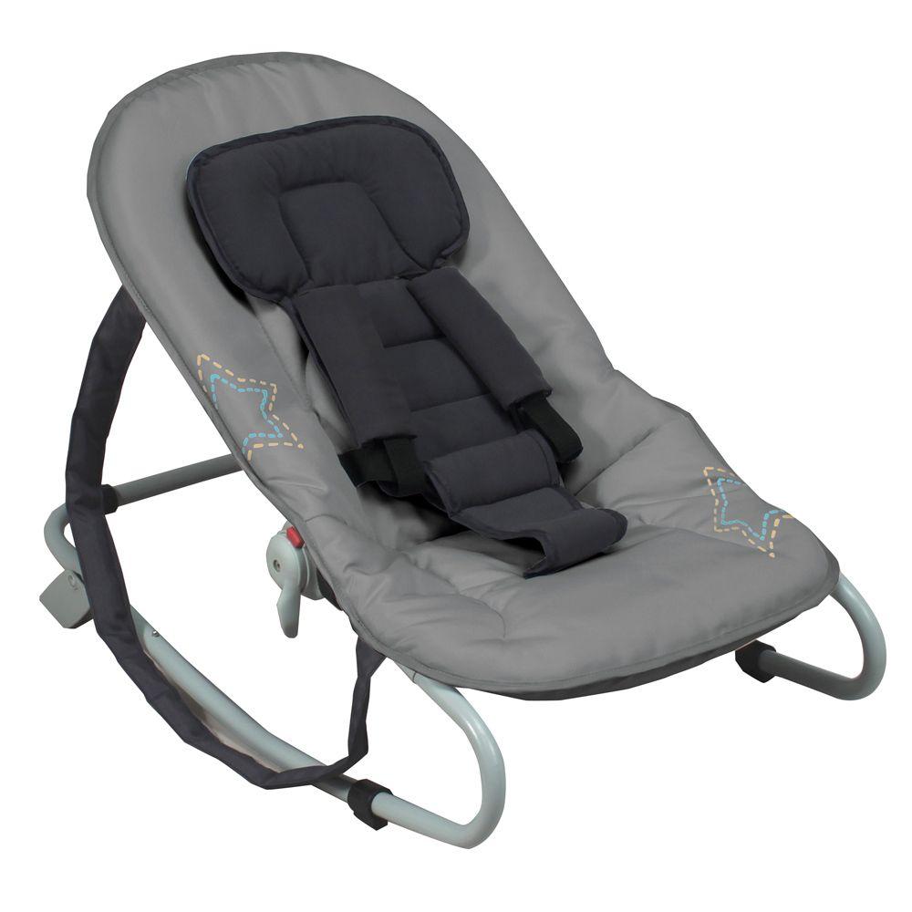 transat star gris de babybus le transat de b b naissance pinterest transat gris et b b. Black Bedroom Furniture Sets. Home Design Ideas