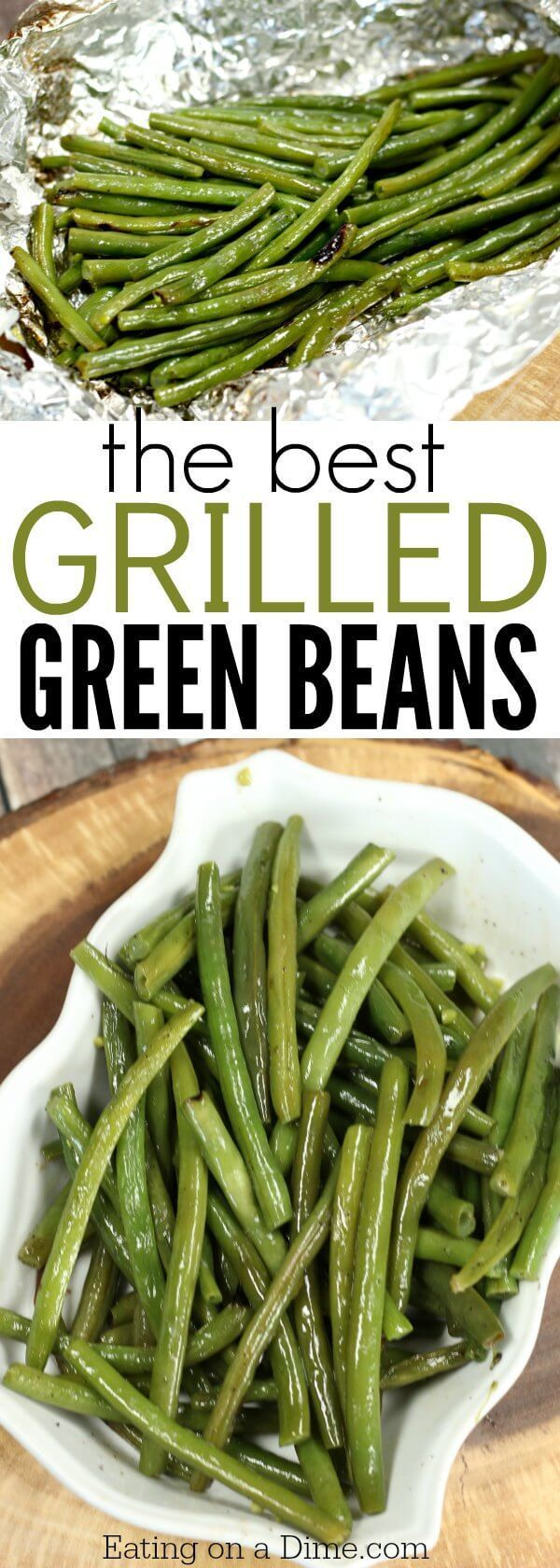 Grilled Grean Beans – Quick & Easy Side Dish Recipe