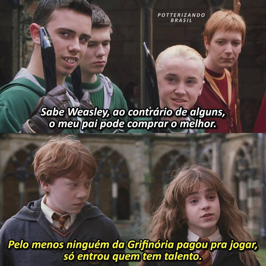 Ideia Por Barbara Ferraz Em Harry Potter Harry James Potter