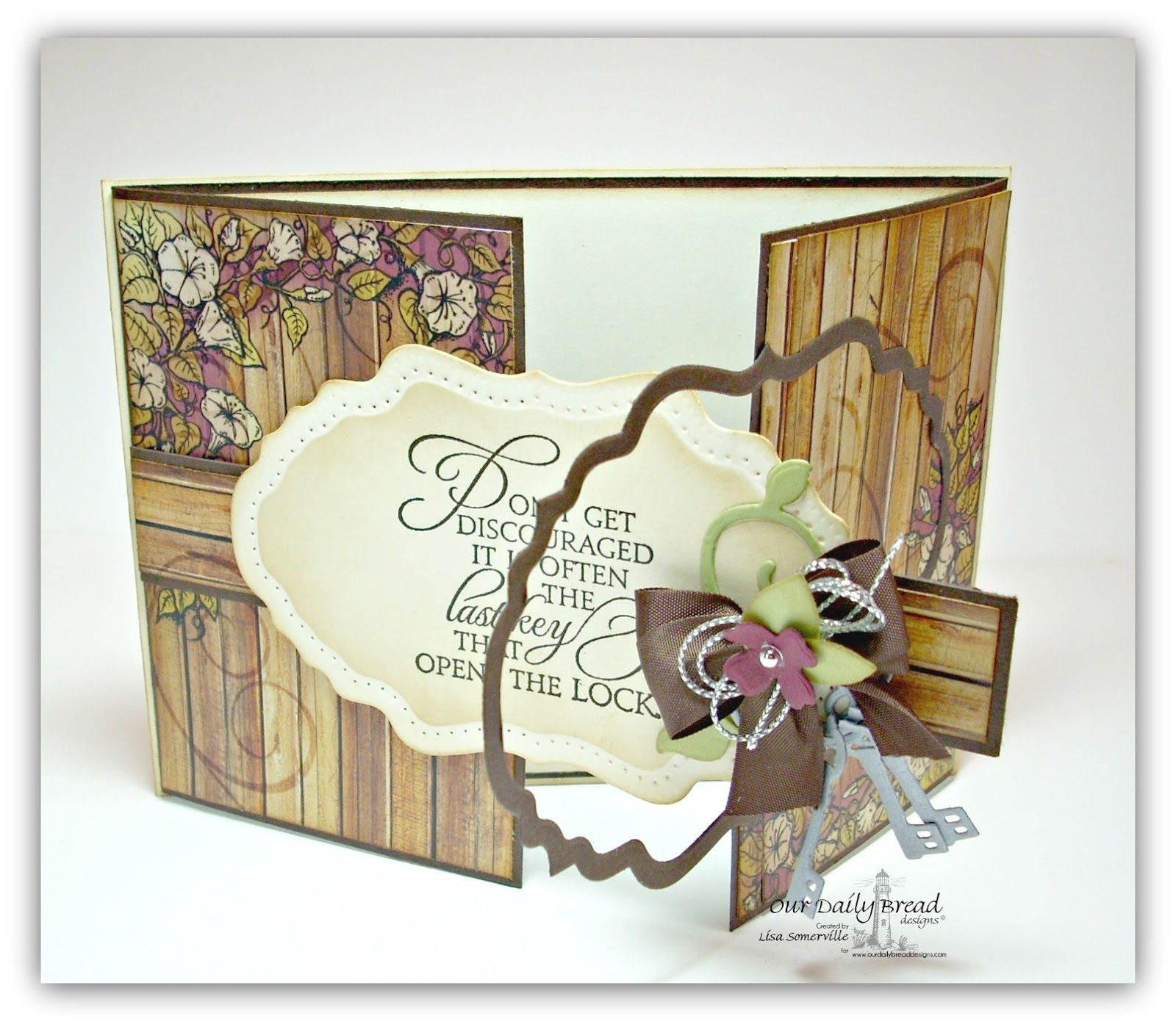 Designs by lisa somerville our daily bread designs may