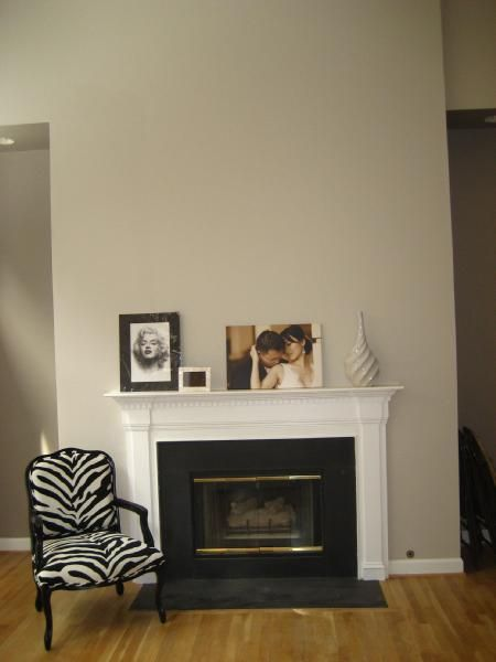 Living Room Sherwin Williams Modern Grey Modern Gray Sherwin