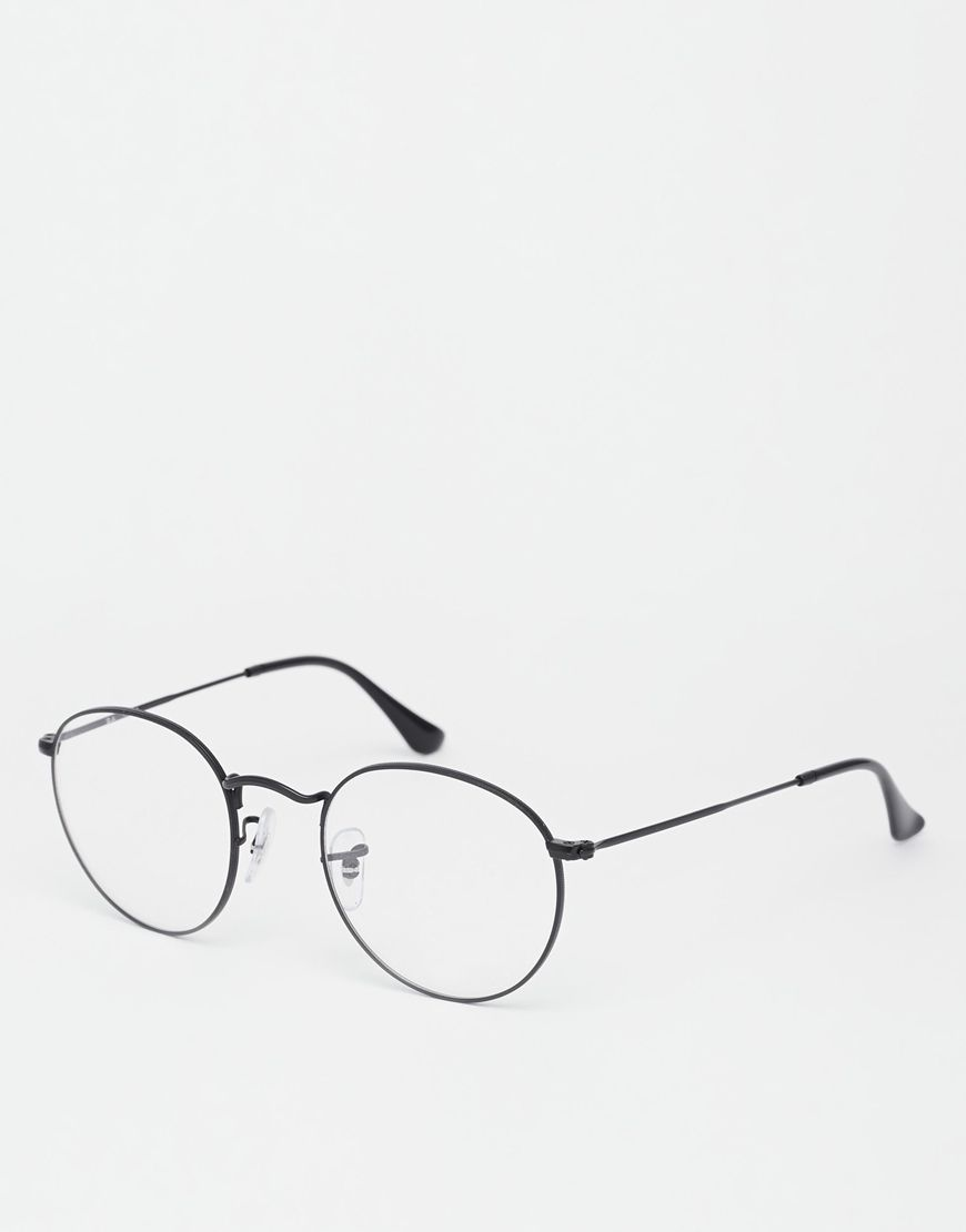 Ray-Ban Round Metal Glasses | Brille, Bügel und Silikon