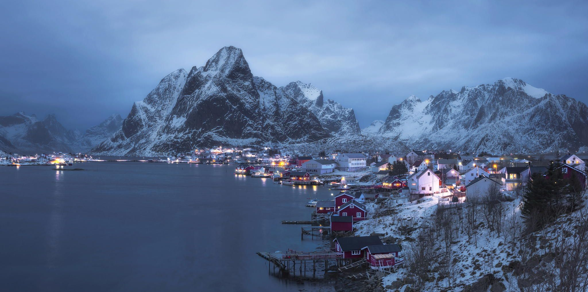 Reine Norway Beautiful Places Most Beautiful Places Honeymoon Destinations