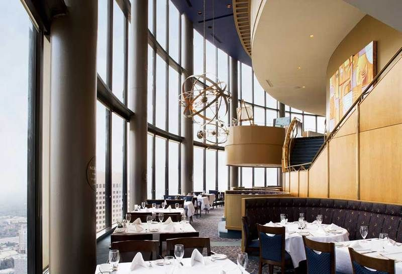 The Sundial Restaurant Atlanta Ga Been There Done That