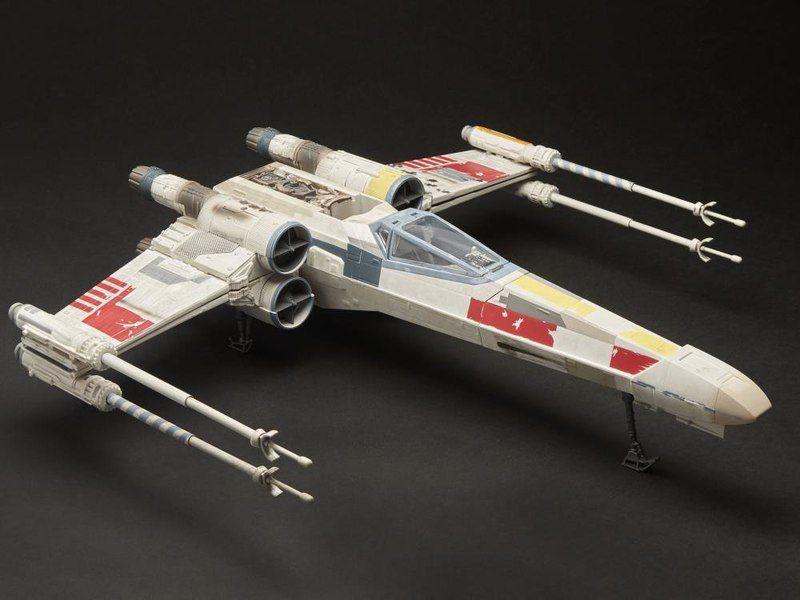 Starwars The Vintage Collection Luke Skywalker S X Wing Fighter X Wing Fighter Luke Skywalker Fighter