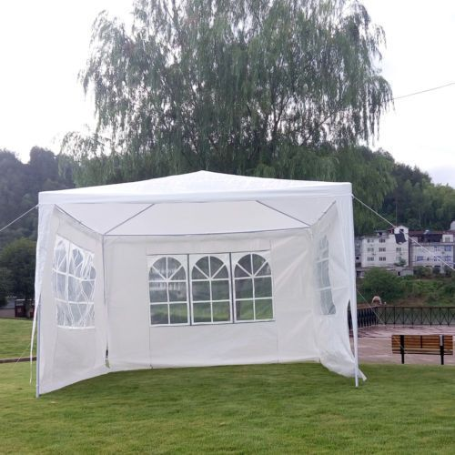 10 X10 Outdoor Heavy Duty Canopy Party Wedding Tent Gazebo Pavilion Cater Events Gazebo Canopy Outdoor Outdoor Pergola