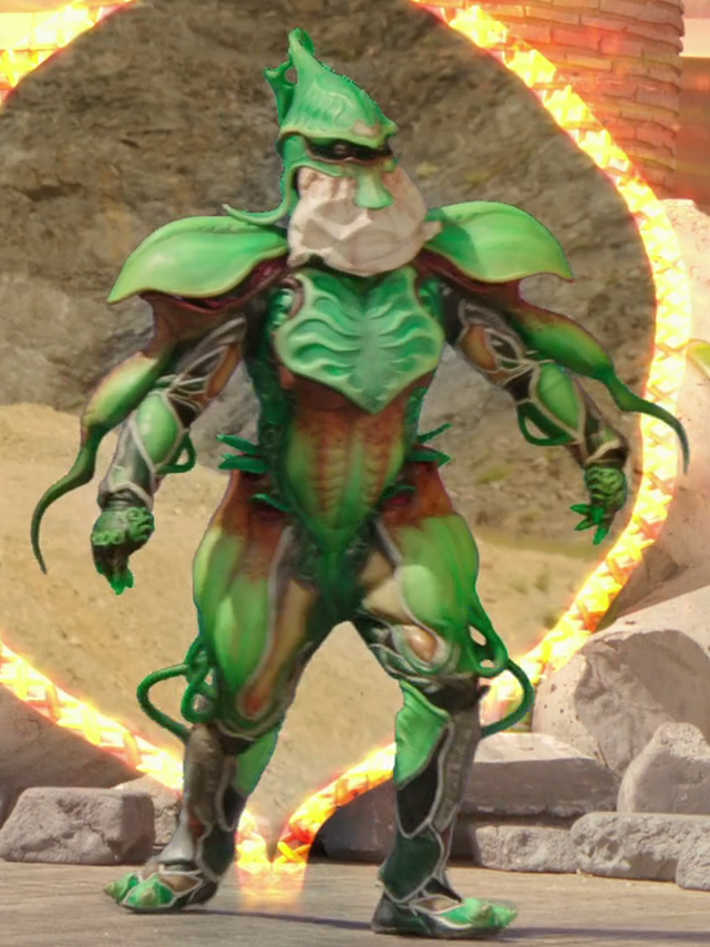 pin by imm omega on monsters toku all power rangers plant monster power rangers